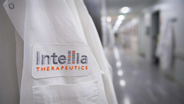 Intellia Therapeutics Lead