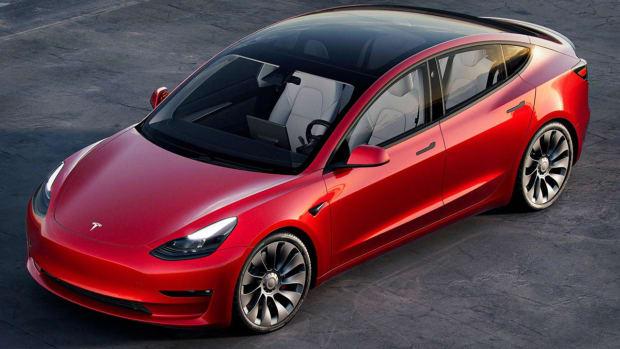 Tesla Model 3 Lead