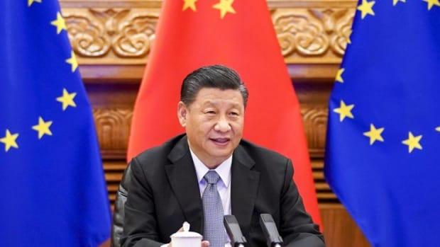 Xi Jinping, Angela Merkel And Emmanuel Macron Throw Support Behind EU-China Investment Deal, Beijing Says