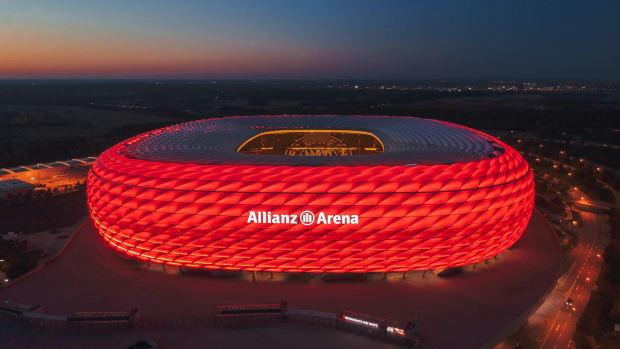 10 Allianz arena munich germany