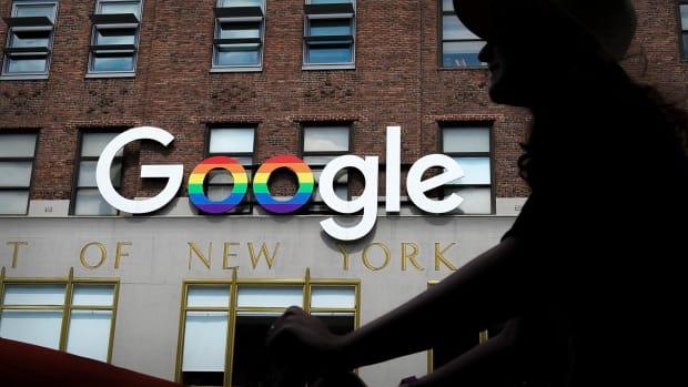Antitrust Google Lead