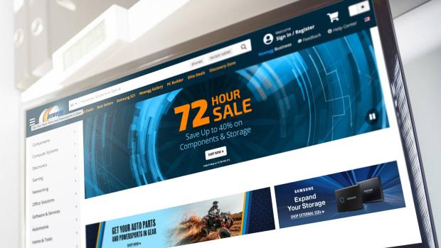 Newegg Commerce Lead