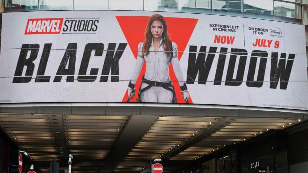 Disney's Black Widow Lead