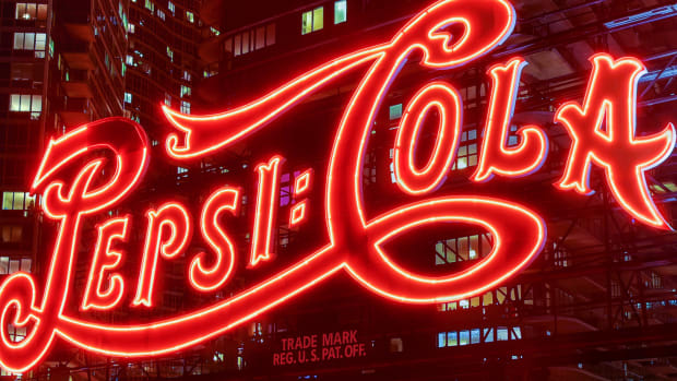 PepsiCo Soda Lead