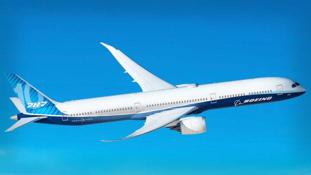 Boeing 787 Dreamliner Lead
