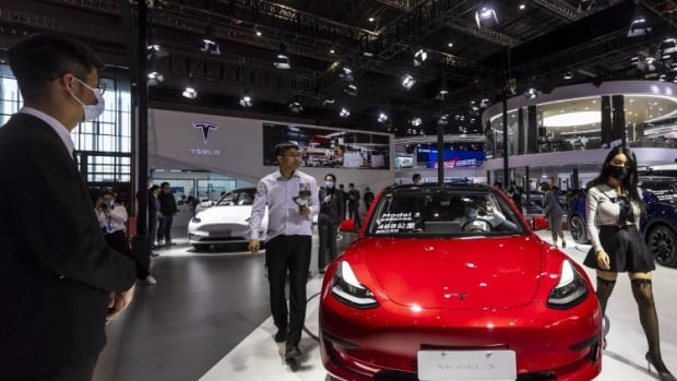 Second-hand Teslas Catch On Among China's Young Motorists, As Workplace Bans Force Civil Servants To Sell