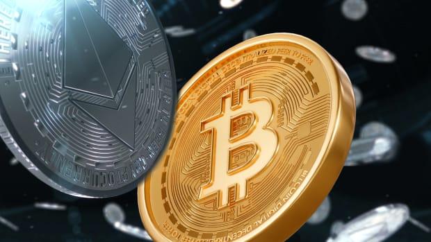 Bitcoin vs Ethereum Lead