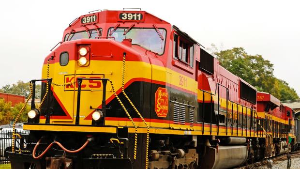 Kansas City Southern Rail Lead
