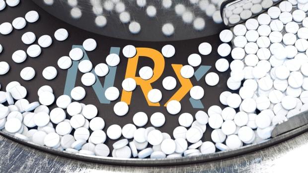 NRx Pharmaceuticals Lead