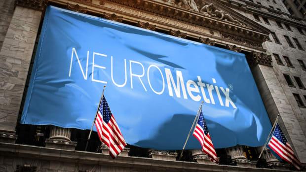 NeuroMetrix Lead