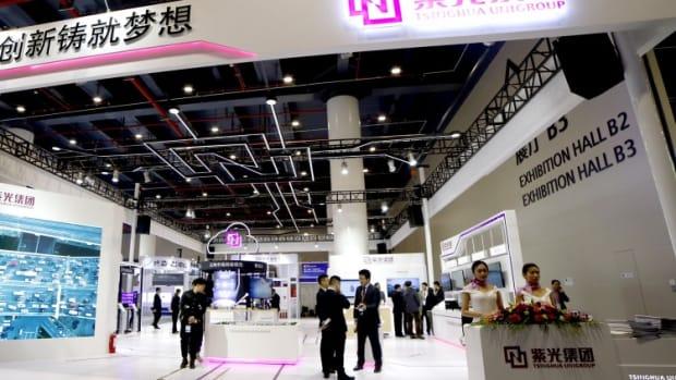 China Semiconductors: Tsinghua Unigroup Seeks White Knight For Massive Bailout
