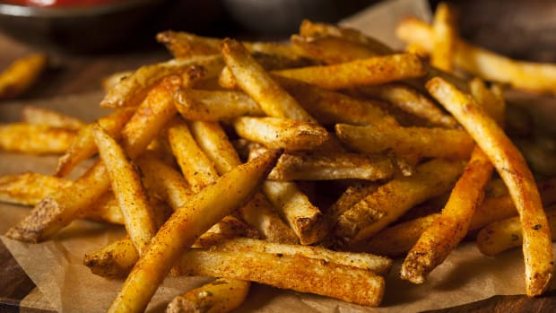 French Fries Lead