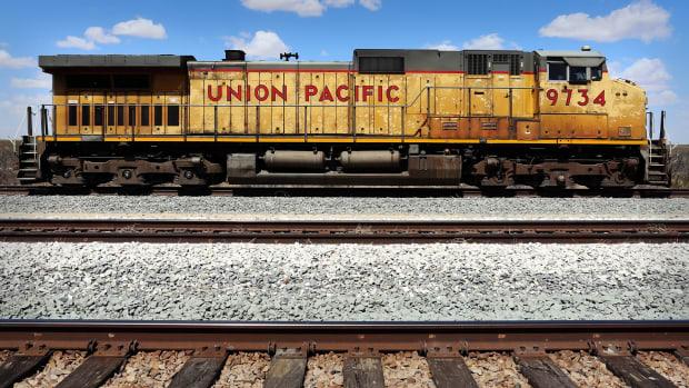 Union Pacific Lead