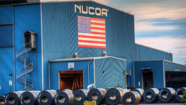 Nucor Lead