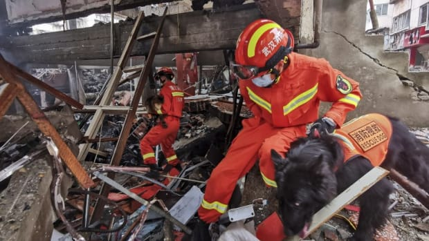 China Gas Board Members Take US$3 Million Remuneration Cut To Compensate Victims Of Deadly Hubai Gas Pipe Explosion