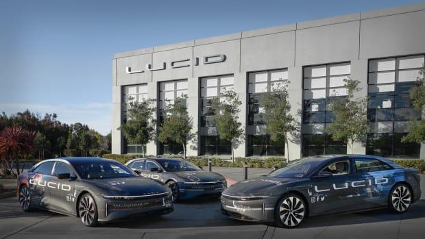 Lucid Motors Lead
