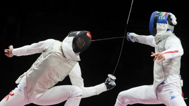 Edgar Cheung's Olympic Gold Sparks Call More Investment In Young Athletes From Hong Kong Sports Institute Chief