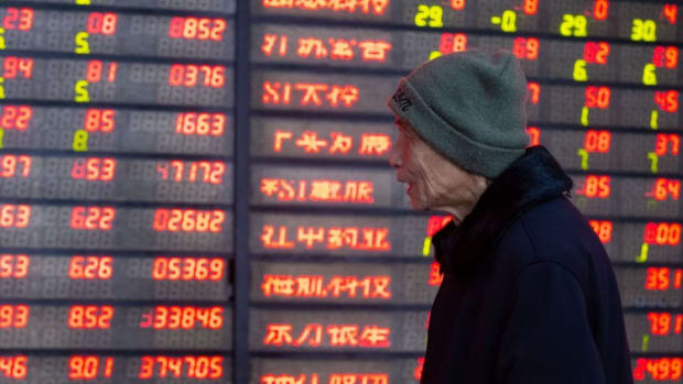 Global Investors Dump Chinese Stocks By The Most In A Year Amid US$557 Billion Market Meltdown