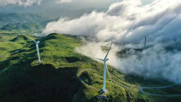 China's Carbon Neutral Goal: Non-fossil Fuel Capacity Will Soon Surpass Coal Power's, Though Much Of It Remains Unused
