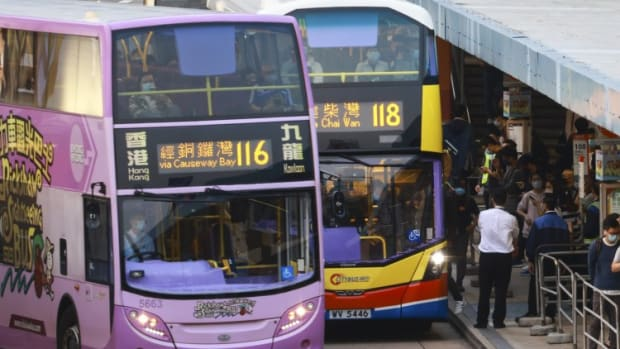 New Owner Of Hong Kong's Citybus And New World First Bus Weighs Merger As Losses Mount