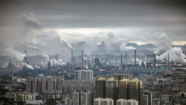 China's Post-pandemic Economic Stimulus Spending On Green Projects Shows There Is Room For Improvement: Greenpeace