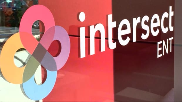 Intersect ENT Lead