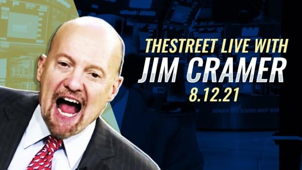 Jim Cramer Thumb Lead