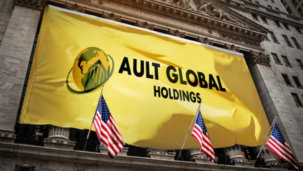 Ault Global Holdings Lead