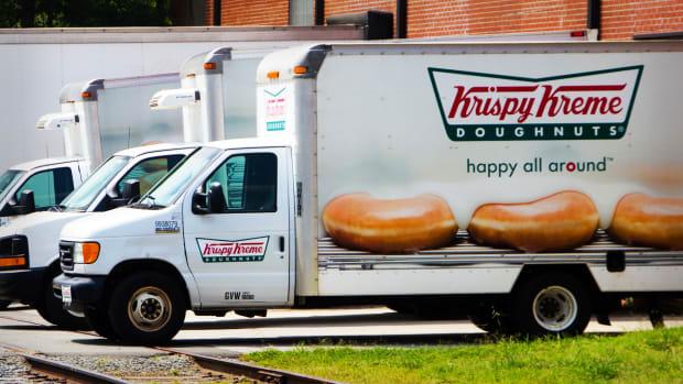 Krispy Kreme Lead
