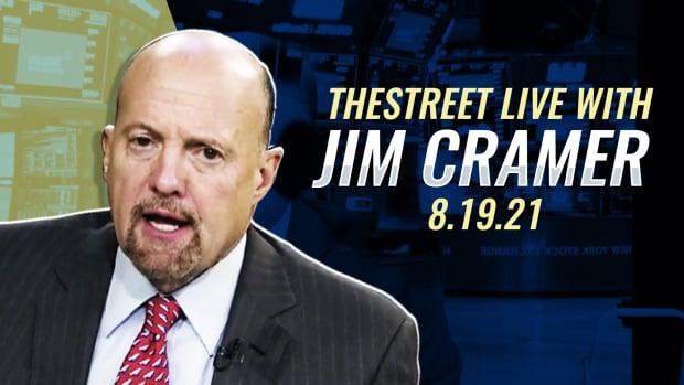Watch Jim Cramer on TheStreet 8/19