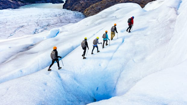 patagonia chile ice trekkers sh