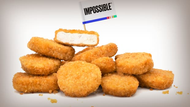 Impossible Foods Chicken Nuggets Lead
