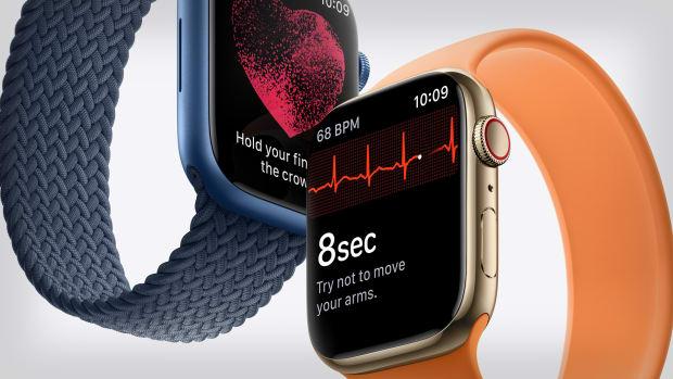New Apple Watch Lead