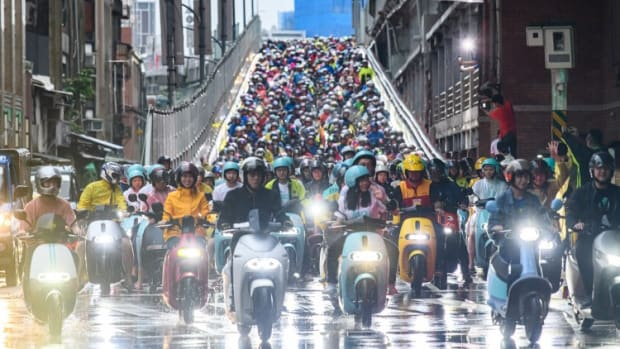 Gogoro Takes SPAC Route To Nasdaq Listing In Deal Valuing Taiwanese Smart Scooter Maker At US$2.35 Billion