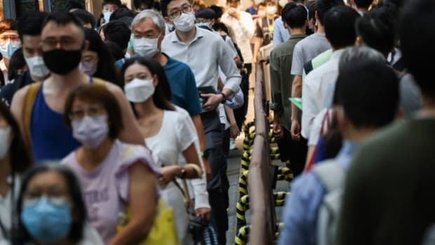 Hong Kong Unemployment Hits Lowest Level Since Coronavirus Pandemic Began, With Economy Boosted By Multibillion-dollar E-voucher Scheme