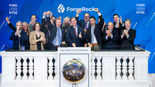 ForgeRock IPO