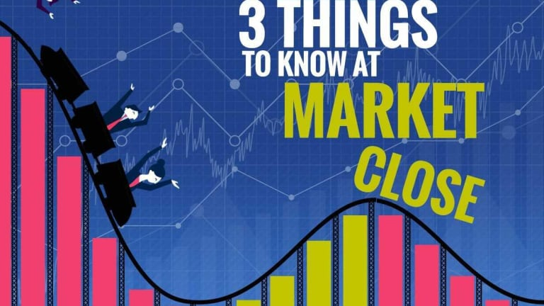 3 Things to Know at Market Close: Intel, Renewable Energy Stocks, and Disney