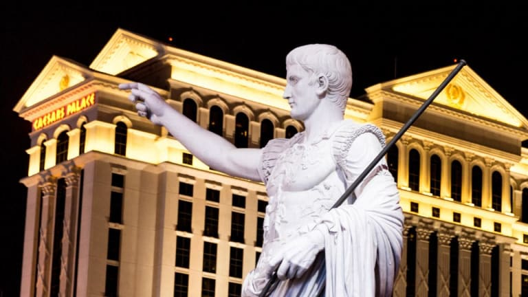 Caesars Jumps After Announcing Sports Betting Collaboration With ESPN