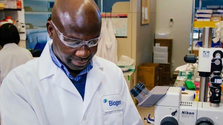Biogen Plummets as Alzheimer Drug Shows Little Efficacy in Trial