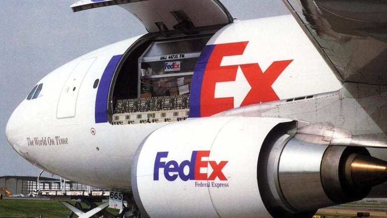 FedEx Expected to Earn $3.08 a Share