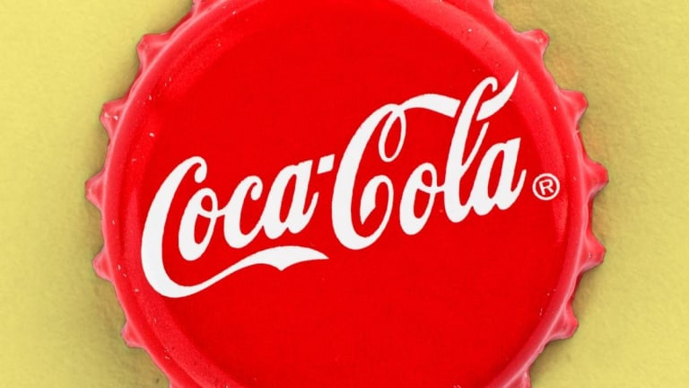 Coca-Cola Nudges Higher After Morgan Stanley Upgrades to Overweight