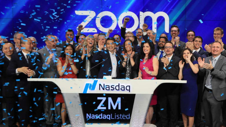 Zoom Beats Forecasts in First Post-IPO Earnings, Shares Surge on Solid Guidance