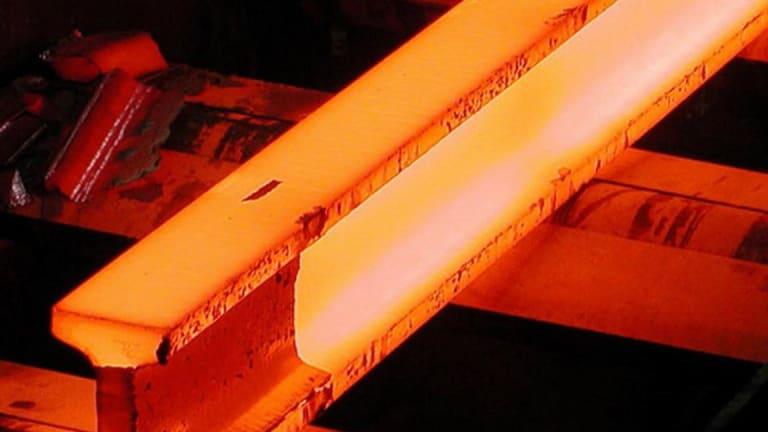 Steel Dynamics Drops on First-Quarter Earnings Miss