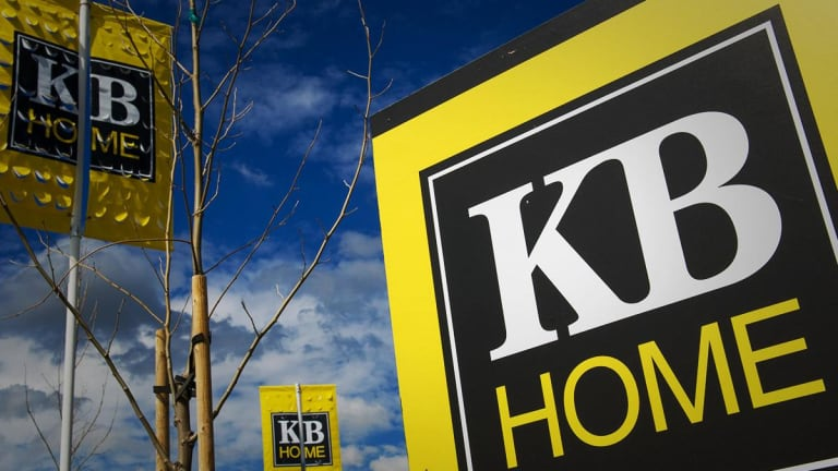 KB Home Stock Eases Following Mixed Quarterly Results