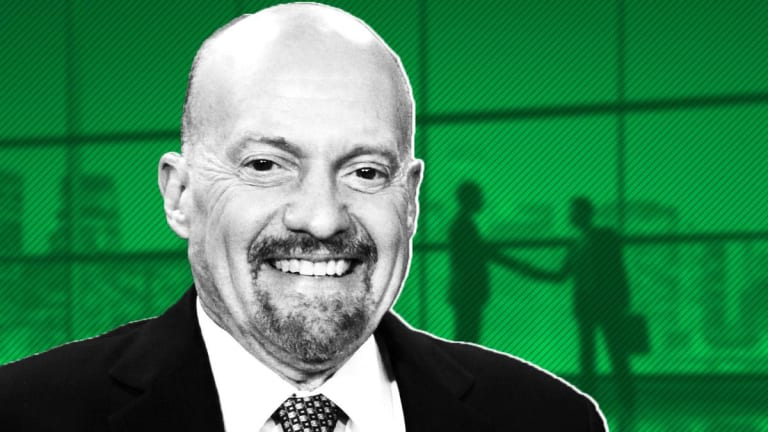 Jim Cramer on Apple, China and Activision Blizzard