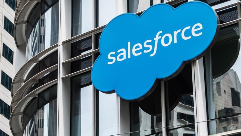 Salesforce's Tableau Acquisition Hints At Oracle-Like Ambitions