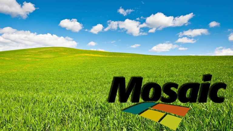 Mosaic Sinks Deep After Slashing Guidance