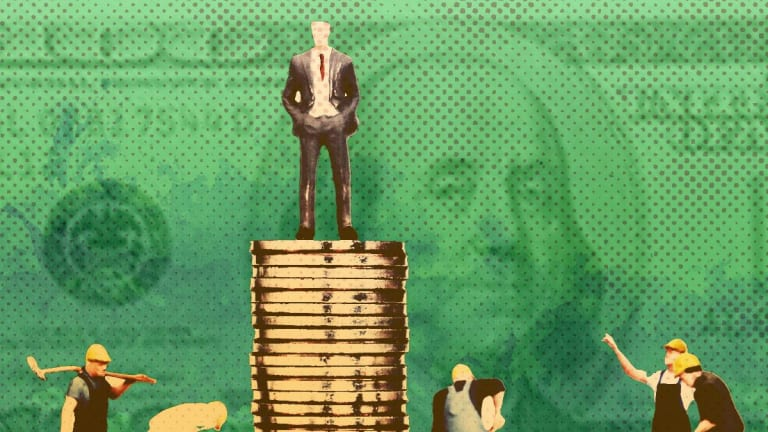 Income Inequality in America: Growth and Statistics