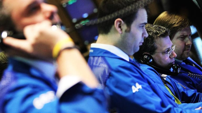 Dow Ends Higher; Stocks Surge at Close; Oil Spikes on Tanker Attacks