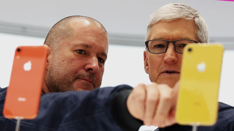 Apple Chief Design Officer Jony Ive Leaving to Launch Independent Firm